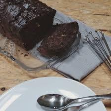 schokoladiger zucchini kuchen anjas backbuch