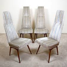 Pearsall Dining Chairs - Party Fowl Antiques