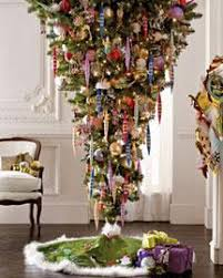 Hanging Fir Trees Upside Down Goes Back To The Middle Ages When Europeans Did It Represent Trinity Top Being Father And Two Sides