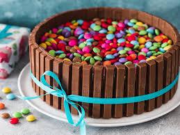 kitkat torte ganz einfach selbstgemacht