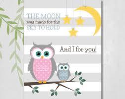 Baby Owl Decor