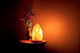 Himalayan Ionic Salt Lamp by These Rock Benefits Of Himalayan Salt Lamps Eluxe Magazine