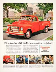 1950 Ad Studebaker Truck Motor Vehicle South Bend Indiana Frederic ... Photo Gallery 1950 Studebaker Truck Partial Build M35 Series 2ton 6x6 Cargo Truck Wikipedia Sports Car 1955 E5 Pickup Classic Auto Mall Amazoncom On Mouse Pad Mousepad Road Trippin Hot Rod Network 3d Model Hum3d Information And Photos Momentcar Electric 2017 Wa__o2a9079 Take Flickr 194953 2r Trucks South Bends Stylish Hemmings 1949 Street Youtube
