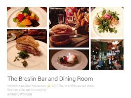 The Breslin Bar Dining Room Restaurant Week by Maggie的玩樂日記流浪紐約 紐約日記 2017 Nyc Restaurant Week