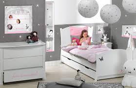 chambre fillette decoration pour chambre fillette visuel 2