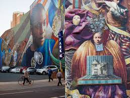 Philly Mural Arts Map by No 65 Philidelphia U0027s Murals Of Brotherly Love