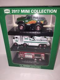 UPC 729071000237 - Hess 2017 Three Piece Mini Truck Set In Box ... Hess Toy Truck Mobile Museum Rolls Into Berks Collectors Delighted 2015 Fire And Ladder Rescue On Sale Now Frugal Philly Fun For Collectors The 2017 Trucks Are Minis Mommies With Style Has Been Around 50 Years Weekly Hess Mini Toy Collection 2018 New Sold Out 4400 Pclick 2014 For Jackies Store Truck Collection 1916714047 Evan Laurens Cool Blog 2113 Tractor 2013 Pink Me Not