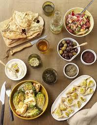 cuisine libanaise recettes spécial liban cuisine du monde