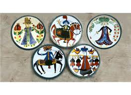 articles with decorative wall plates with birds tag decorative