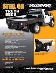 100 Flatbed Truck Body Platforms And S Grant County Bodies