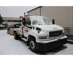 2003 GMC C4500, TOW TRUCK, WHITE, VIN # 1GDC4E1193F500497