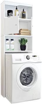 feenice waschmaschinen überbauschrank waschmaschinenschrank badregal hochschrank waschmaschine bad schrank badezimmer waschmaschinenüberbau