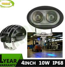 ⑦YNROAD 2pcs 10W Led Forklift Light Blue White Light Safety Warning ... Military Vehicle Spotlight 1955 M54 Mack 5ton 6x6 Cargo Truck And Fire Partsled Spotlightblack Dodge Charger Rh Tcx 5d Led Spot Light Ultra Long Distance 1224v Suv 04 Duramax Unity Install Dads Youtube China High Quality 8d Cree 5 Inch 4x4 Mini Car Xrll Forklift Blue Warning With Osram 10w Led Off Road Safety Lights For 2pcs U5 125w 3000lm Motorcycle Headlight Drl Fog Poppap 27w Led Round Spotlight For Truck Boat Remote Marine Wireless Rf 10 Partshalogen Spotlight Chrome