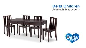 Delta Children Table & 4 Chair Set Assembly Video Best Choice Products Kids 5piece Plastic Activity Table Set With 4 Chairs Multicolor Upc 784857642728 Childrens Upcitemdbcom Handmade Drop And Chair By D N Yager Kids Table And Chairs Charles Ray Ikea Retailadvisor Details About Wood Study Playroom Home School White Color Lipper Childs 3piece Multiple Colors Modern Child Sets Kid Buy Mid Ikayaa Cute Solid Round Costway Toddler Baby 2 Chairs4 Flash Fniture 30 Inoutdoor Steel Folding Patio Back Childrens Wooden Safari Set Buydirect4u