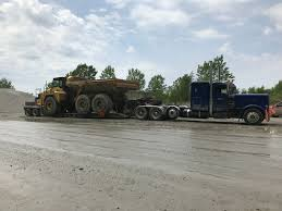 Articulated Dump Truck Transport Services | Heavy Haulers | (800 ...
