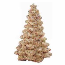 Rice Krispie Christmas Tree Ornaments by Rice Krispie Tree What Would Nigella Do