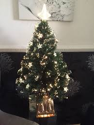 7ft Fibre Optic Christmas Tree by Fibre Optic Christmas Tree 3ft Part 35 U00276ft 180cm Red
