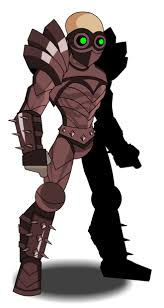 Scorpion Assassin Armor