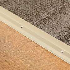 Transition Strips For Laminate Flooring To Carpet by Laminate Flooring Door Threshold Transition Cover Strip Sand
