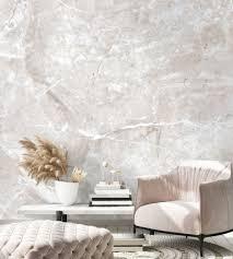 tapete marmor pastell beige unik nordic