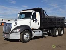 100 Truck Maxx Lot 2011 INTERNATIONAL PROSTAR Plus TA Dump Force