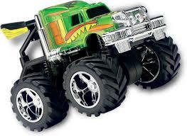 Monster Trucks Custom Shop (4 Truck Pack) - Faber Castell