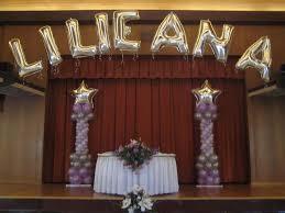 Quinceanera Hall Decorations