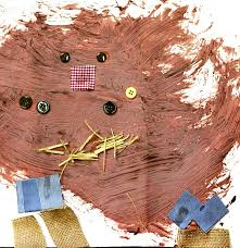 Scarecrow Art Is One Of Many Fall Projects For Preschoolers To Try