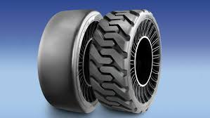 Michelin's Airless Tire Might Actually Start Existing   Gizmodo ... Airless Tires For Cars And Trucks Atv Best Michelin Tweel Technologies Expands Its Line Of Radial Japanese Brand The Of 2018 This Awardwning Technology The Michelin X Tweel Turf Airless Way Future Sale Reifen Export Import 11r225 Hot In Suppliers And Manufacturers At Pirelli Unveils New R01 Truck Tyres For Europe Tyre Asia Skid Steer Tire Retreaded News From You Can Now Buy Magical Drive Polaris Ranger W 4 Damaged Still Cruising Youtube