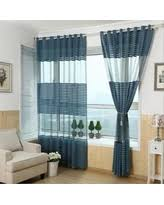 Navy And White Vertical Striped Curtains by Exclusive Deals On Blue Striped Curtains