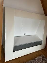 sideboard weiß hochglanz tv schrank möbel karmann