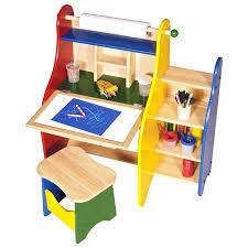 Toddler Art Desk And Chair by Childs Art Desk Medium Size Of Art Easel Desk Art Desks Art