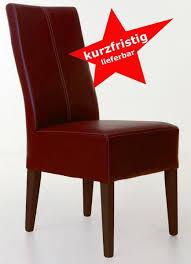 standard furniture polsterstühle kolonial rot kurzfristig
