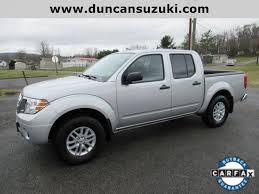 Used 2018 Nissan Frontier For Sale At Duncan Suzuki | VIN ...