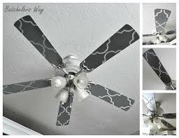 Ceiling Fan Blade Covers by Ceiling Fan Blades Indoor Black Industrial Fan With 3 Metal