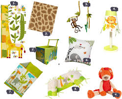 chambre de b b jungle thème jungle déco chambre bb jungles and bebe