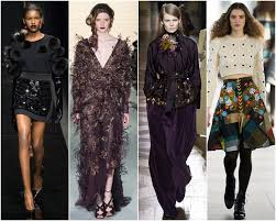 Fall Winter 2015 2016 Fashion Trends 1