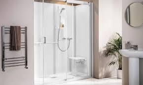 barrierefreies bad wanne zur dusche umbauen das haus
