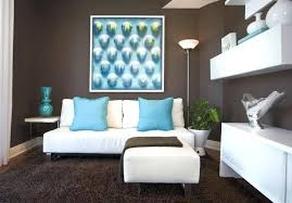 blue and brown furniture gallery for blue and brown living room