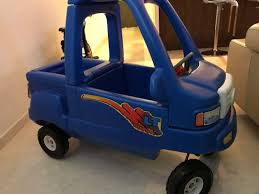 100 Little Tikes Classic Pickup Truck Babies Kids Toys Walkers On