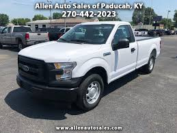 Used 2017 Ford F-150 For Sale In Paducah, KY 42001 Allen Auto Sales Hunt Ford Chrysler Vehicles For Sale In Franklin Ky 42134 Best Luxury Louisville Oxmoor Used Cars Sale Junction City 440 Auto Cnection New 2018 F250 Service Body Mount Sterling F8306 2016 Food Truck Kentucky 2017 F150 40291 Gordon Motor Buy Here Pay Elizabethtown 42701 Sullivan 2ftrx17l11cb05536 2001 Maroon Ford On Lexington Richmond 40475 Of