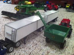 Wyattus Toy Farm Semi Trucks Custom S U Trailersrhwyattscustomscom ...