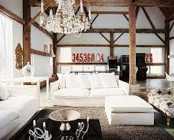 View In Gallery Rustic Modern Living Room