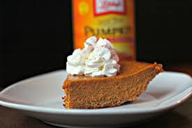 Libby Pumpkin Pie Recipe On Label by A Seasoned Greeting October 2016