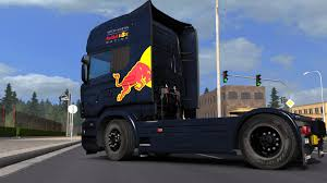 SCANIA RJL - RED BULL RACING FORMULA ONE TEAM 2018 EDITION 1.30.X ...