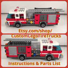 Custom Lego Fire Engine/Tender/Pumper (Instructions & Parts ... Images Of Lego Itructions City Spacehero Set 6478 Fire Truck Vintage Pinterest Legos Stickers And To Build A Fdny Etsy Lego Engine 6486 Rescue For 63581 Snorkel Squad Bricksargzcom Mega Bloks Toy Adventure Force 149 Piece Playset Review 60132 Service Station Spin Master Paw Patrol On A Roll Marshall Garbage Truck Classic Legocom Us 6480 Light Sound Hook Ladder Parts Inventory 48 60107 Sets