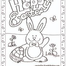 1000 Images About Easter Coloring Pages On Pinterest