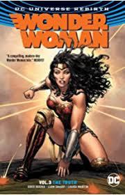 Wonder Woman Vol 3 The Truth Rebirth