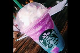Starbucks New Unicorn Frappuccino Impaled Online Tastes Like Hot Dog Water