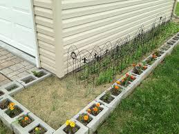 fall building raised garden beds with cinder blocks Cinder Block